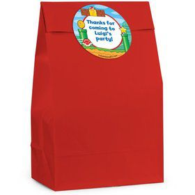 Cart Brothers Personalized Favor Bag (Set Of 12)