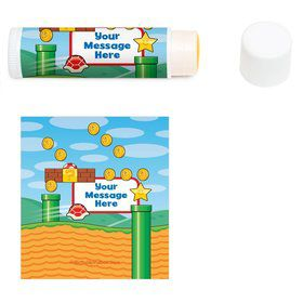 Cart Brothers Personalized Lip Balm (12 Pack)