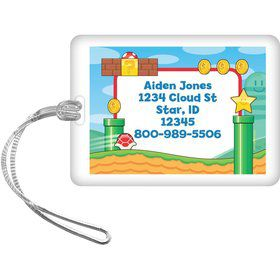Cart Brothers Personalized Luggage Tag (Each)