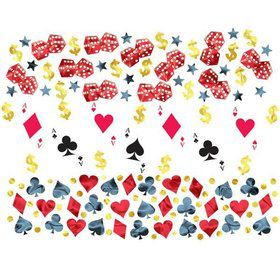 Casino Confetti Value Pack (Each)