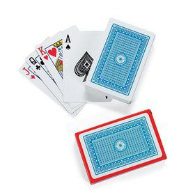 Casino Party Playing Cards (Each)