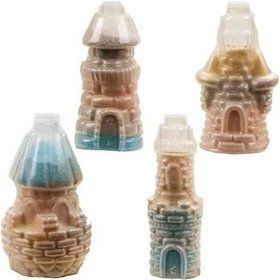 Castle Shaped Bottles (12-pack)