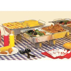 Chafing Dish 8 Piece Kit