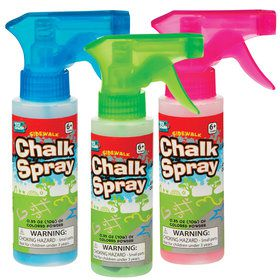 Chalk Spray (Each - Assorted Colors)