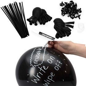 Chalkboard Balloons (20 Pack)