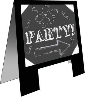 Chalkboard Easel Sign (Each)