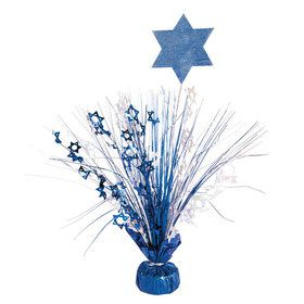 "Chanukah 18"" Centerpiece (1)"