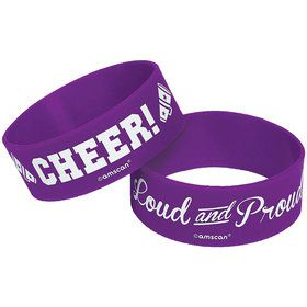 Cheer Cuff Bands (2 Count)