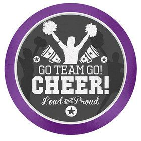 Cheer Sticker Decal (Each)