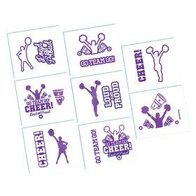 Cheer Tattoos (16 Count)