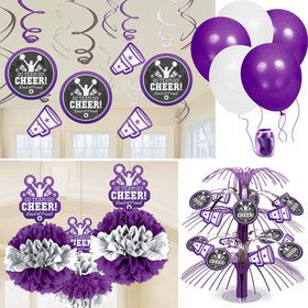 Cheerleading Spirit Decoration Kit