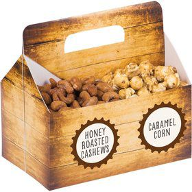 Cheers & Beers Snack Box