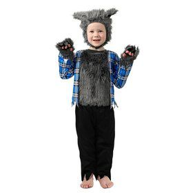 Child Little Werewolf Costume