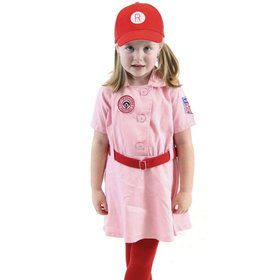 Child Rockford Peach Costume