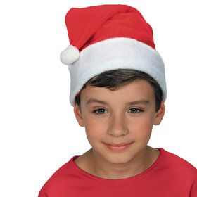 Child Santa Hat (Each)
