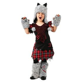 Child Wicked Werewolf Costume