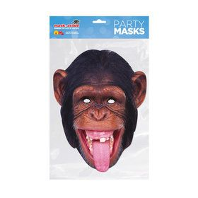 Chimp Facemask