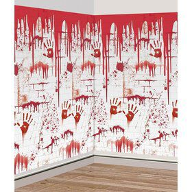 Chop Shop Plastic Room Roll Decoration (2 Pack)