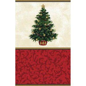 Christmas Tree Table Cover (Each)