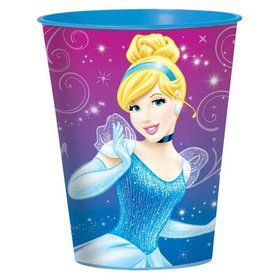 Cinderella 16oz Favor Cup (Each)