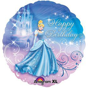 "Cinderella 18"" Balloon (Each)"