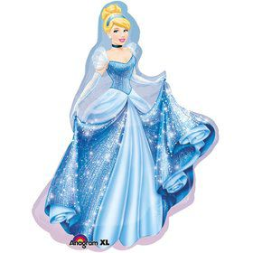 Cinderella Shaped Balloon (EACH)