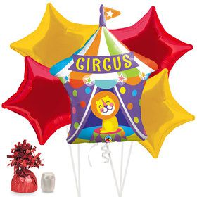 Circus Balloon Bouquet Kit