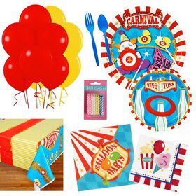 Circus Party Essentials Kit