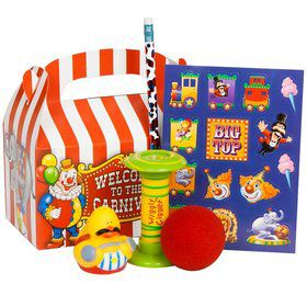 Circus Party Favor Kit (for 1 Guest)