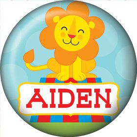 Circus Personalized Mini Magnet (each)