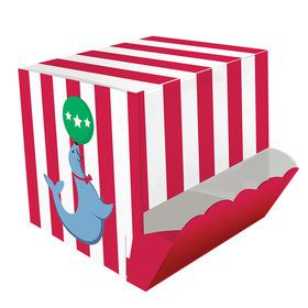 Circus Time Treat Box Dispenser (4 Count)
