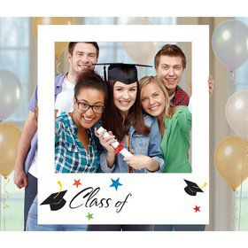 Class of Grad Jumbo Selfie Photo Frame