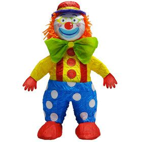 Clown Pinata (1)