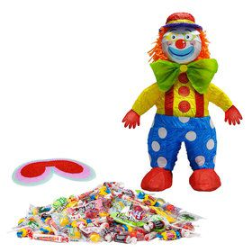 Clown Pinata Kit