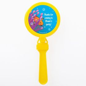 Clownfish Personalized Clappers (Set of 12)