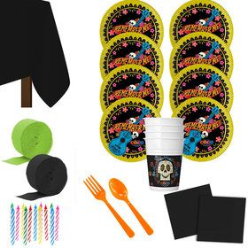 Coco Deluxe Tableware Kit (Serves 8)