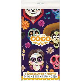 Coco Plastic Tablecover