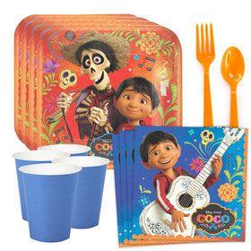 Coco Standard Tableware Kit (Serves 8)