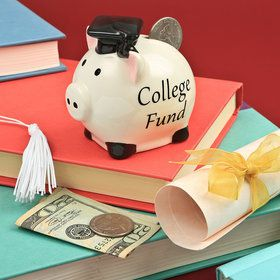College Fund Piggy Bank (Each)
