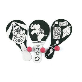 Color Your Own Carnival Paddleball Game (12)