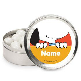 Comic Strip Kids Personalized Mint Tins (12 Pack)