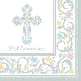 Communion Beverage Napkins (36 Pack)