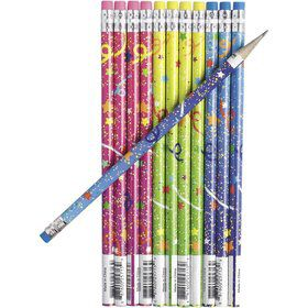 Confetti Pencil (12 Count)