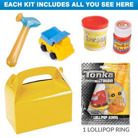 Construction Favor Kit (for 1 Guest)