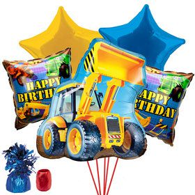 Construction Party Balloon Kit