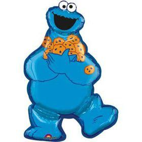 Cookie Monster Balloon (each)
