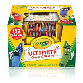 Crayola 152ct. Ultimate Crayon Collection