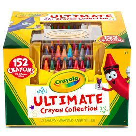 Crayola Ultimate Crayon Collection (152