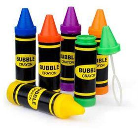 Crayon Bubbles (each)