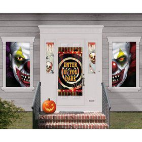 Creepy Carnival Mega Decorating Kit (Each)